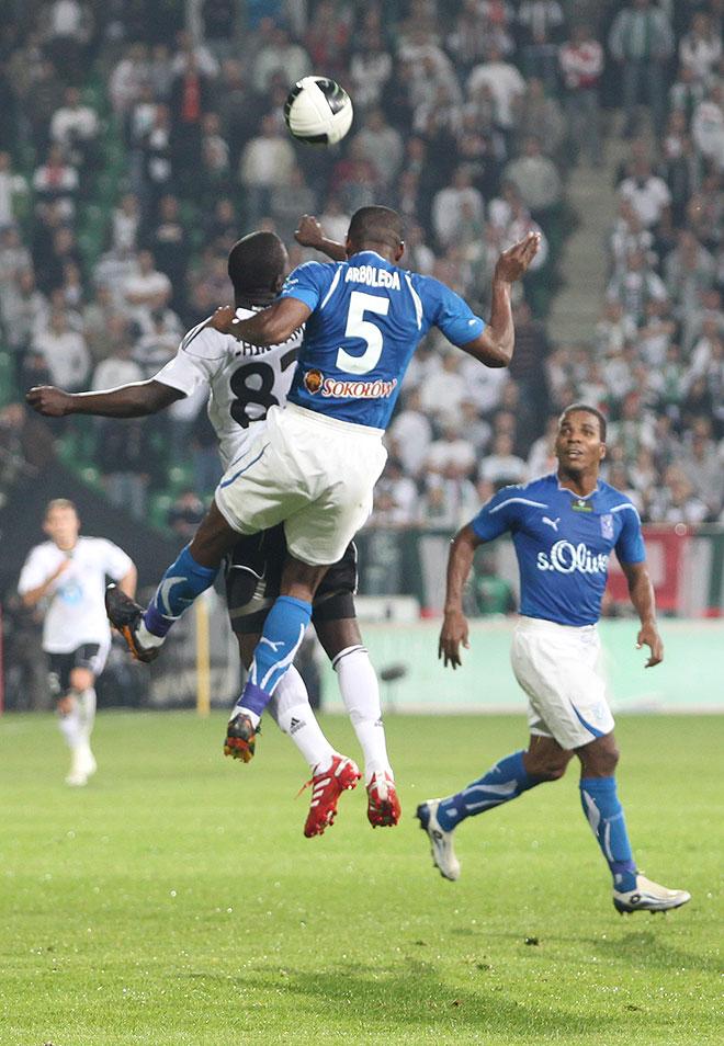 Legia Warszawa 2-1 Lech Poznań - fot. Piotr Galas (zdjęcie 38 z 78)
