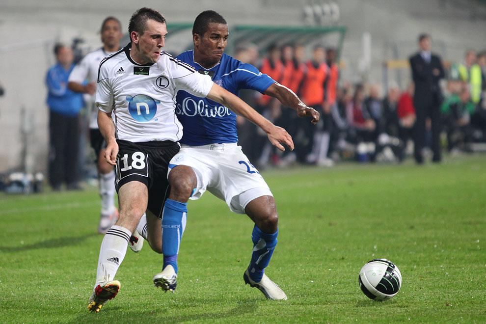 Legia Warszawa 2-1 Lech Poznań - fot. Piotr Galas (zdjęcie 40 z 78)