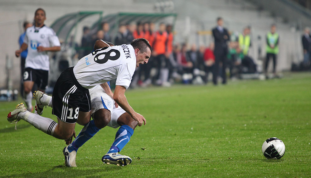 Legia Warszawa 2-1 Lech Poznań - fot. Piotr Galas (zdjęcie 41 z 78)