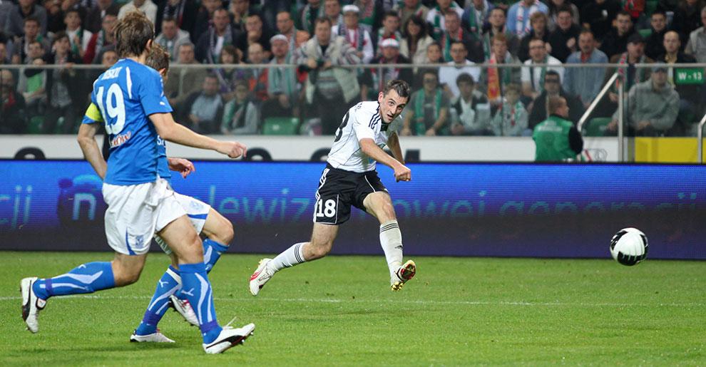 Legia Warszawa 2-1 Lech Poznań - fot. Piotr Galas (zdjęcie 44 z 78)