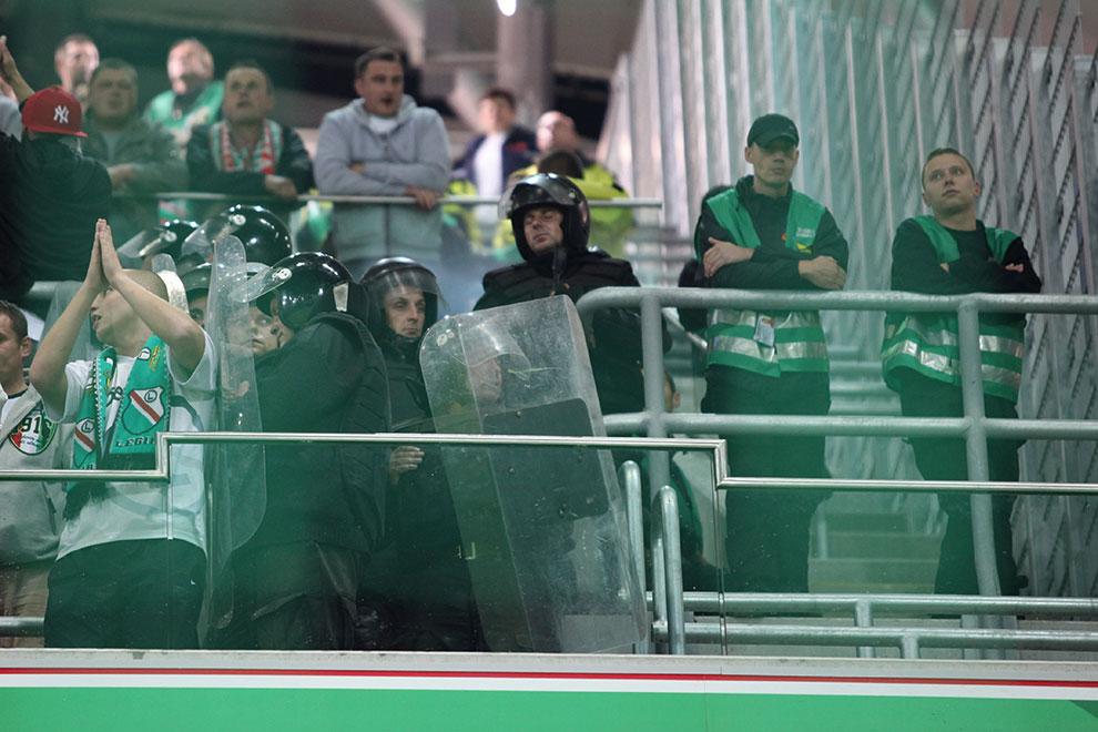 Legia Warszawa 2-1 Lech Poznań - fot. Piotr Galas (zdjęcie 46 z 78)