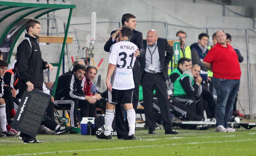Legia Warszawa 2-1 Lech Poznań - fot. Piotr Galas (zdjęcie 48 z 78)