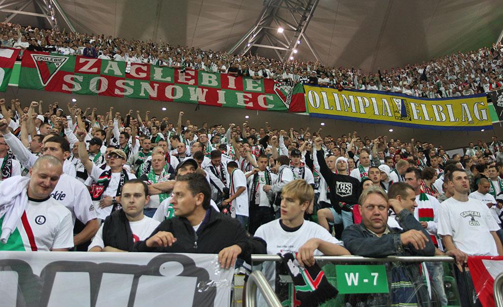 Legia Warszawa 2-1 Lech Poznań - fot. Piotr Galas (zdjęcie 5 z 78)