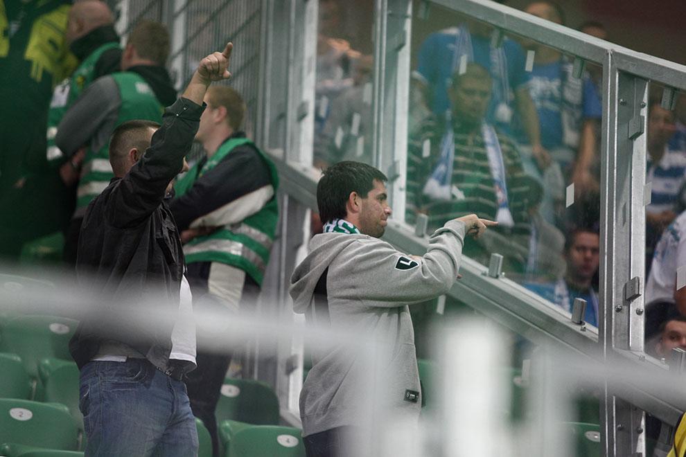 Legia Warszawa 2-1 Lech Poznań - fot. Piotr Galas (zdjęcie 50 z 78)
