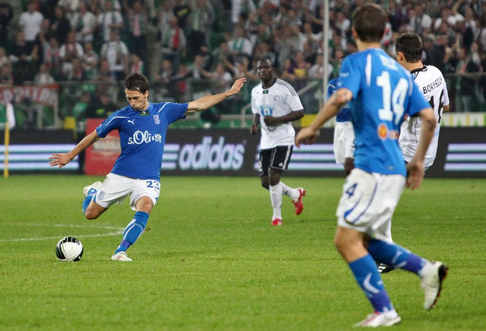 Legia Warszawa 2-1 Lech Poznań - fot. Piotr Galas (zdjęcie 52 z 78)