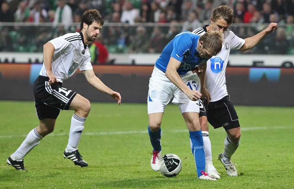 Legia Warszawa 2-1 Lech Poznań - fot. Piotr Galas (zdjęcie 54 z 78)