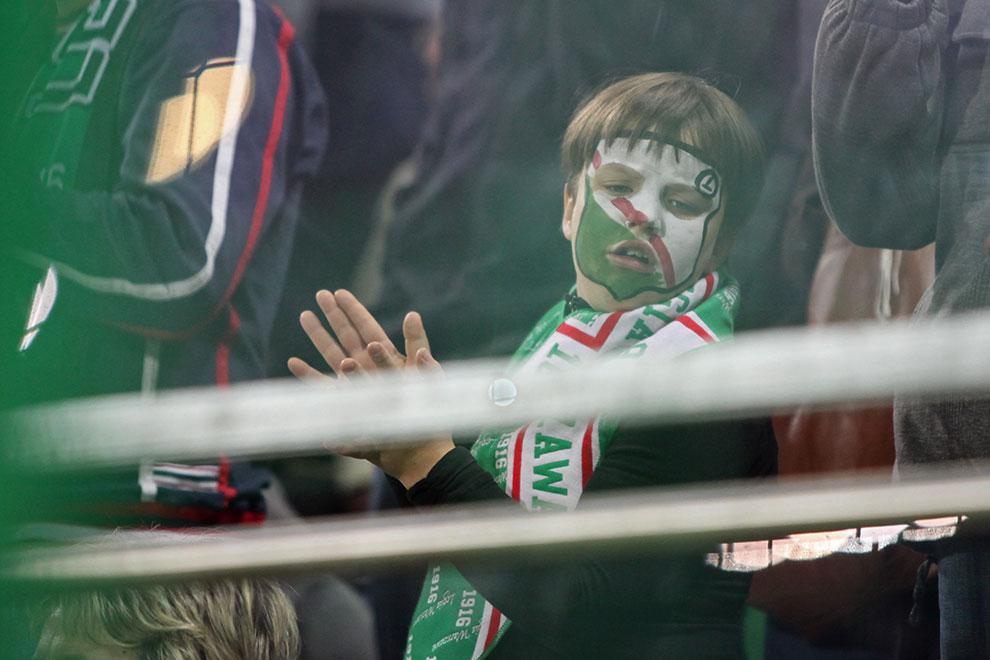 Legia Warszawa 2-1 Lech Poznań - fot. Piotr Galas (zdjęcie 58 z 78)