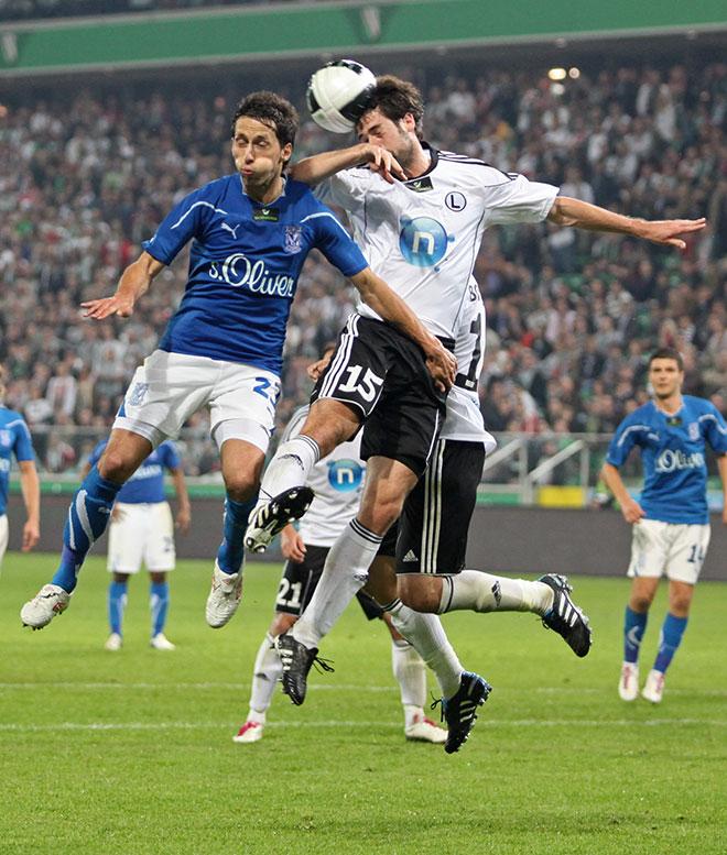 Legia Warszawa 2-1 Lech Poznań - fot. Piotr Galas (zdjęcie 59 z 78)
