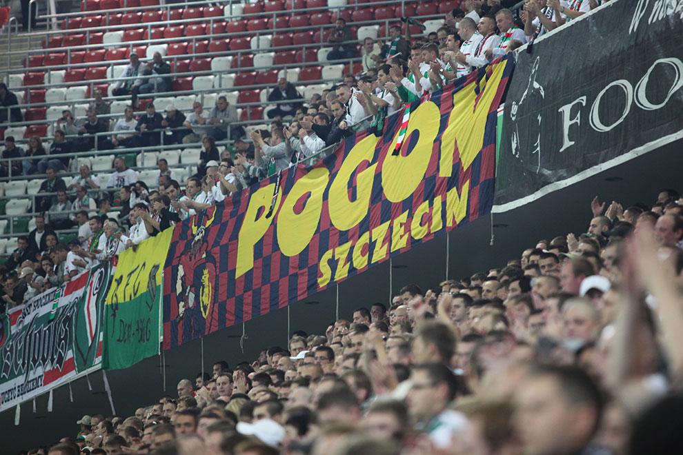 Legia Warszawa 2-1 Lech Poznań - fot. Piotr Galas (zdjęcie 6 z 78)