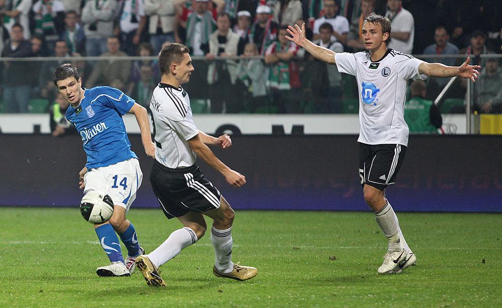 Legia Warszawa 2-1 Lech Poznań - fot. Piotr Galas (zdjęcie 62 z 78)