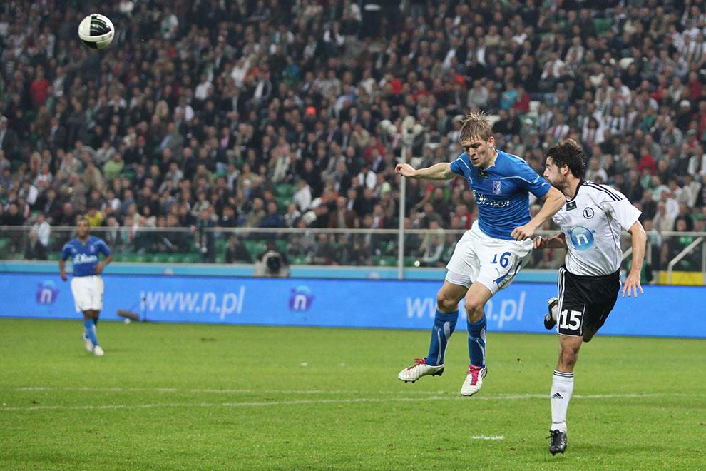 Legia Warszawa 2-1 Lech Poznań - fot. Piotr Galas (zdjęcie 63 z 78)
