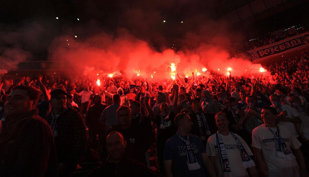 Legia Warszawa 2-1 Lech Poznań - fot. Piotr Galas (zdjęcie 67 z 78)