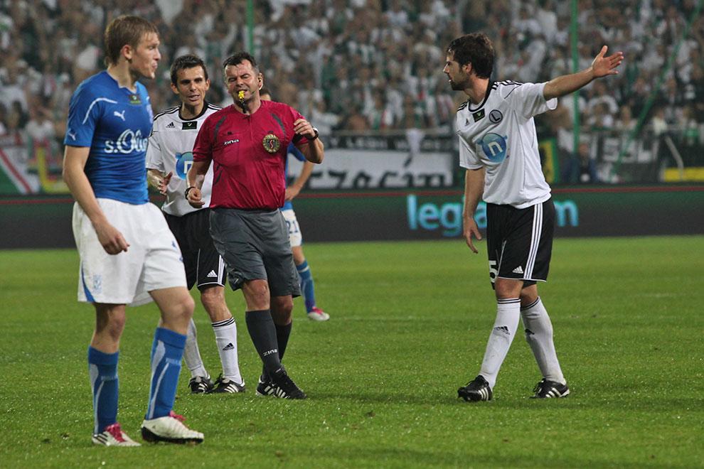 Legia Warszawa 2-1 Lech Poznań - fot. Piotr Galas (zdjęcie 69 z 78)