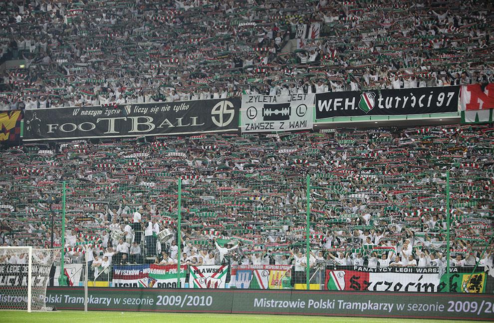 Legia Warszawa 2-1 Lech Poznań - fot. Piotr Galas (zdjęcie 7 z 78)