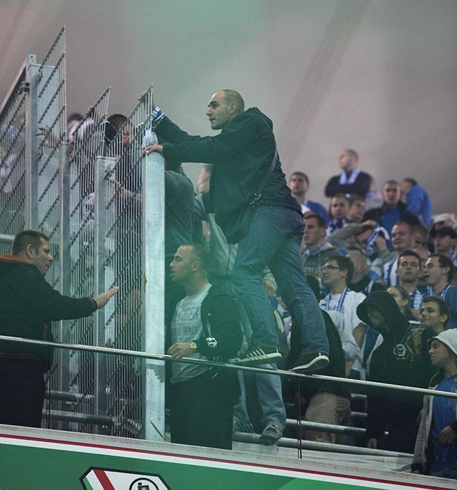 Legia Warszawa 2-1 Lech Poznań - fot. Piotr Galas (zdjęcie 71 z 78)