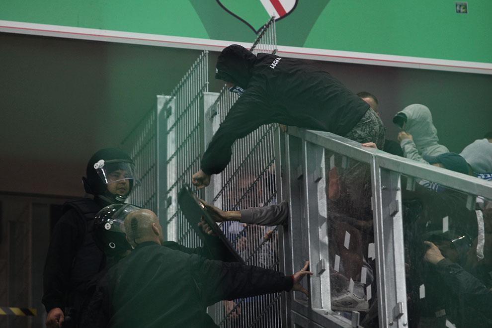 Legia Warszawa 2-1 Lech Poznań - fot. Piotr Galas (zdjęcie 73 z 78)