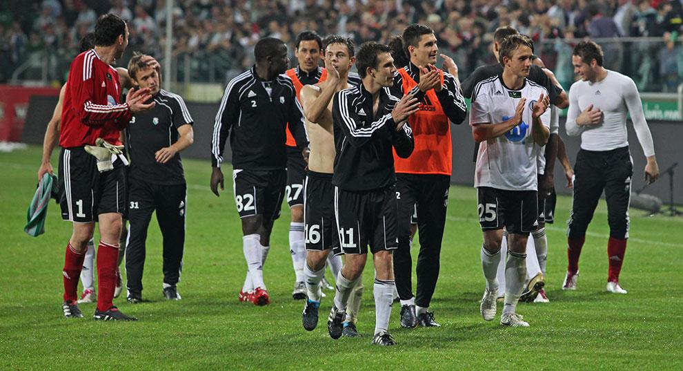 Legia Warszawa 2-1 Lech Poznań - fot. Piotr Galas (zdjęcie 75 z 78)