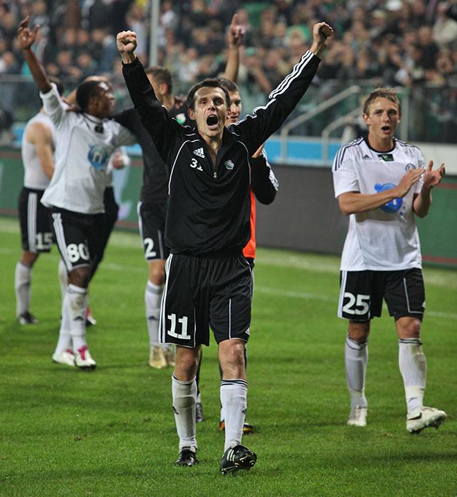 Legia Warszawa 2-1 Lech Poznań - fot. Piotr Galas (zdjęcie 76 z 78)