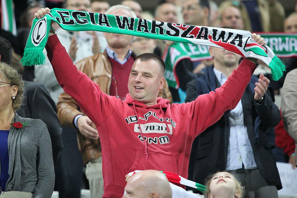Legia Warszawa 2-1 Lech Poznań - fot. Piotr Galas (zdjęcie 8 z 78)