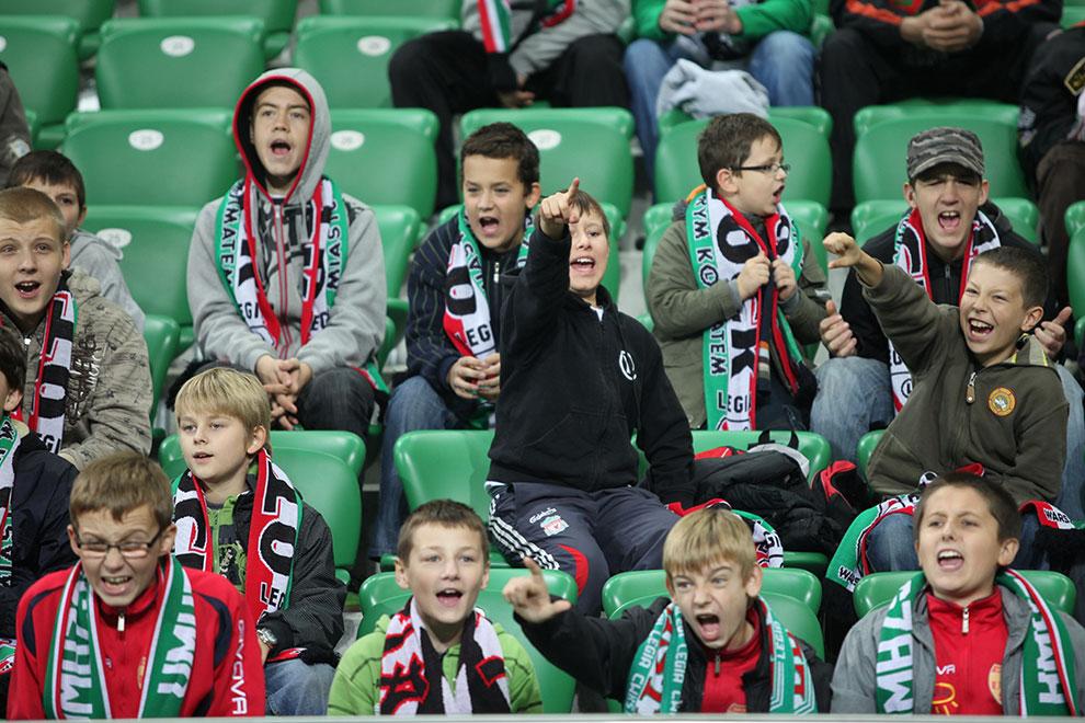 Legia Warszawa - Lechia Gdańsk - fot. Piotr Galas (zdjęcie 12 z 70)