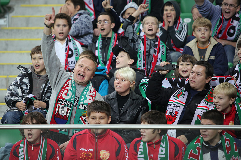 Legia Warszawa - Lechia Gdańsk - fot. Piotr Galas (zdjęcie 13 z 70)
