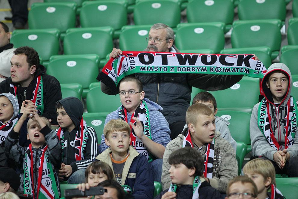 Legia Warszawa - Lechia Gdańsk - fot. Piotr Galas (zdjęcie 14 z 70)