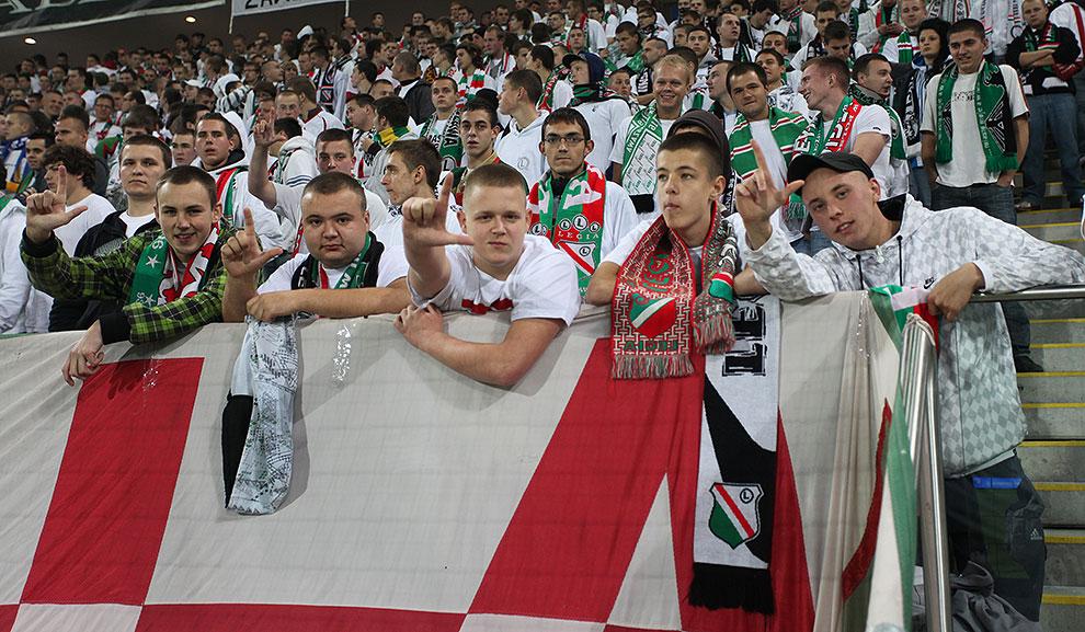 Legia Warszawa - Lechia Gdańsk - fot. Piotr Galas (zdjęcie 2 z 70)