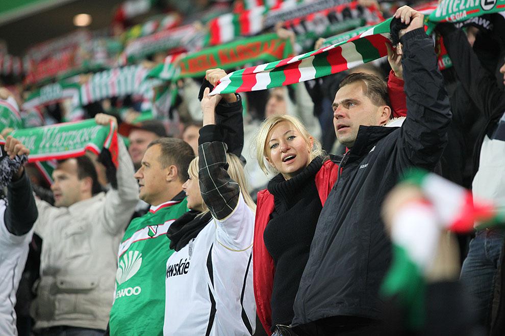 Legia Warszawa - Lechia Gdańsk - fot. Piotr Galas (zdjęcie 20 z 70)