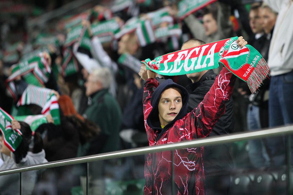 Legia Warszawa - Lechia Gdańsk - fot. Piotr Galas (zdjęcie 21 z 70)