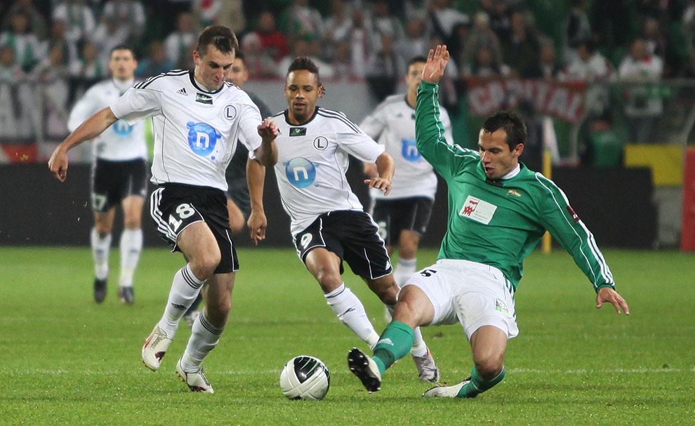 Legia Warszawa - Lechia Gdańsk - fot. Piotr Galas (zdjęcie 29 z 70)