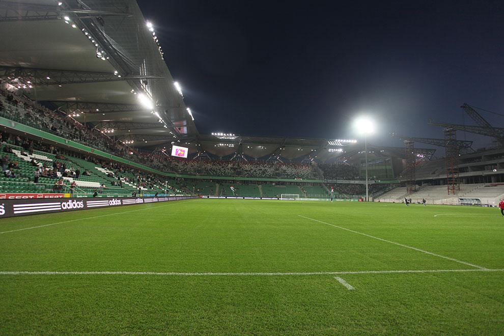Legia Warszawa - Lechia Gdańsk - fot. Piotr Galas (zdjęcie 3 z 70)