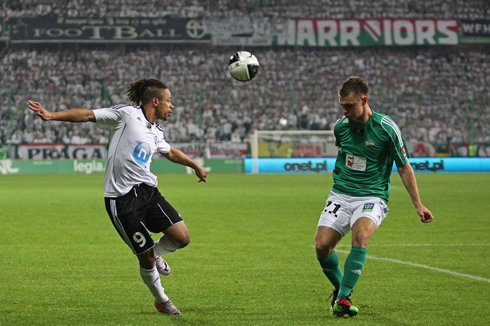 Legia Warszawa - Lechia Gdańsk - fot. Piotr Galas (zdjęcie 30 z 70)