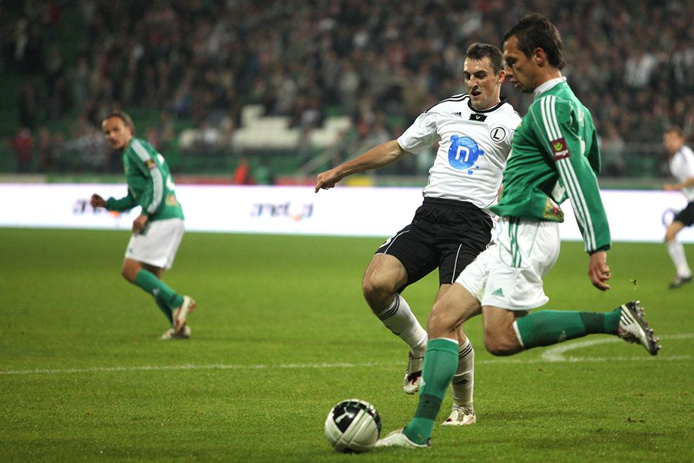 Legia Warszawa - Lechia Gdańsk - fot. Piotr Galas (zdjęcie 36 z 70)