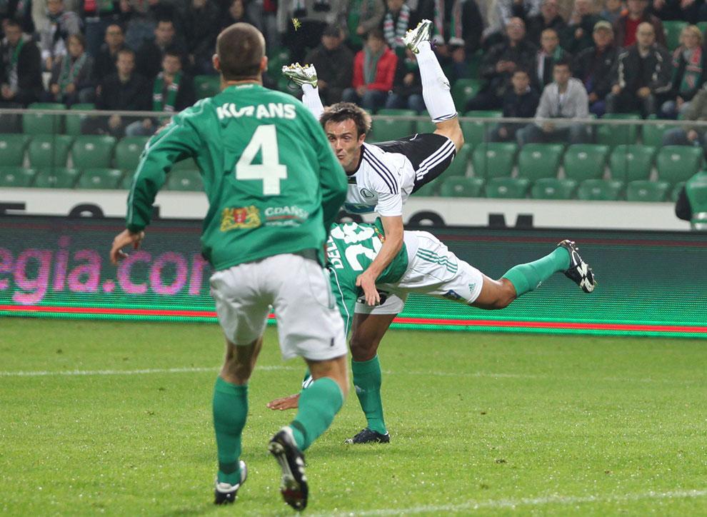 Legia Warszawa - Lechia Gdańsk - fot. Piotr Galas (zdjęcie 38 z 70)