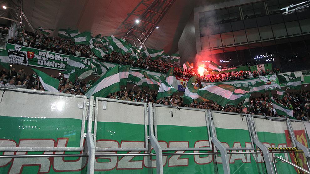 Legia Warszawa - Lechia Gdańsk - fot. Piotr Galas (zdjęcie 41 z 70)