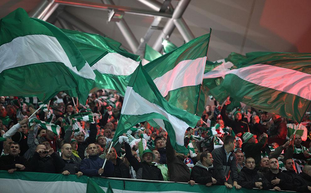 Legia Warszawa - Lechia Gdańsk - fot. Piotr Galas (zdjęcie 42 z 70)
