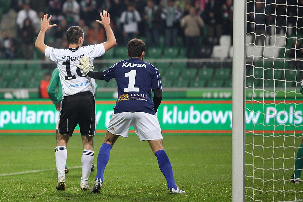 Legia Warszawa - Lechia Gdańsk - fot. Piotr Galas (zdjęcie 47 z 70)