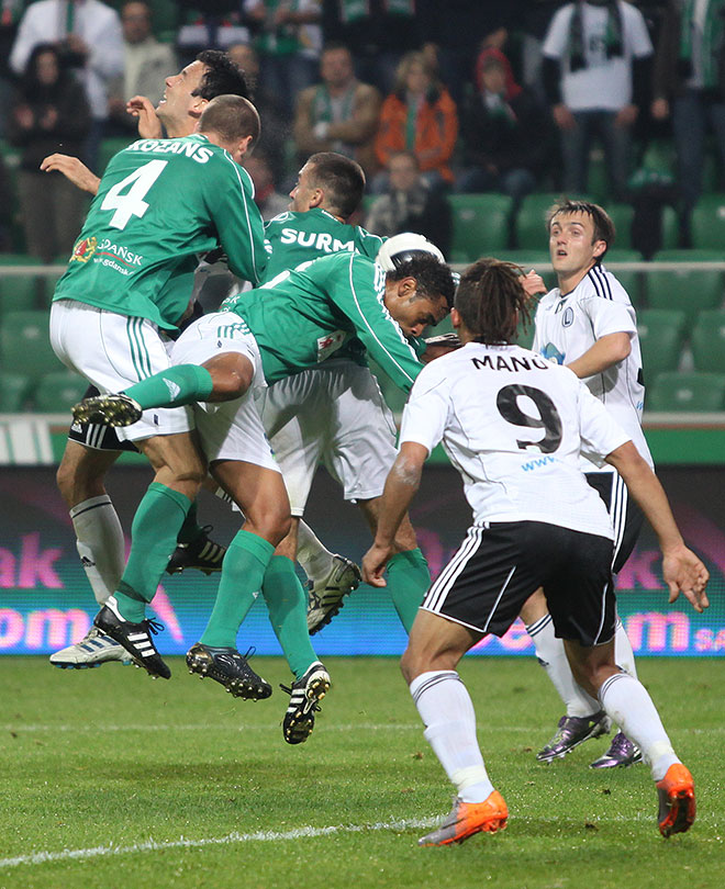 Legia Warszawa - Lechia Gdańsk - fot. Piotr Galas (zdjęcie 48 z 70)