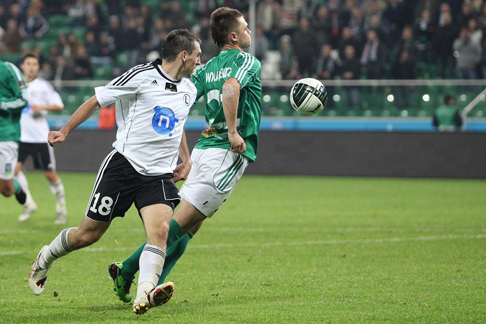 Legia Warszawa - Lechia Gdańsk - fot. Piotr Galas (zdjęcie 49 z 70)
