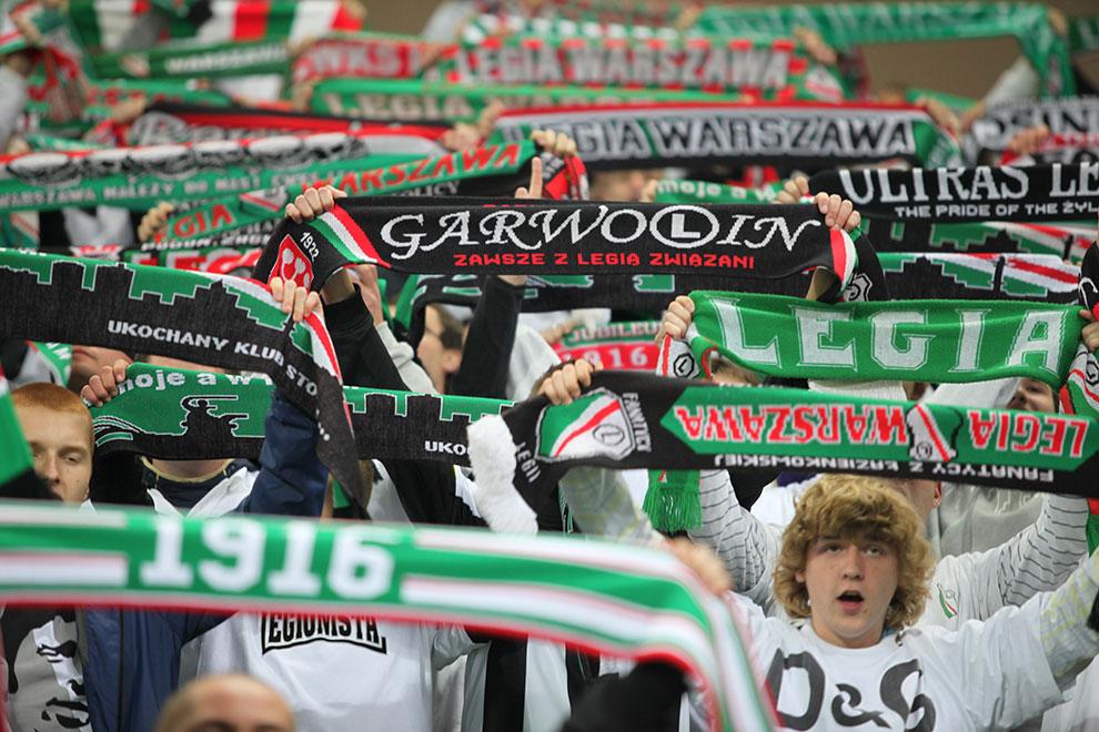 Legia Warszawa - Lechia Gdańsk - fot. Piotr Galas (zdjęcie 5 z 70)