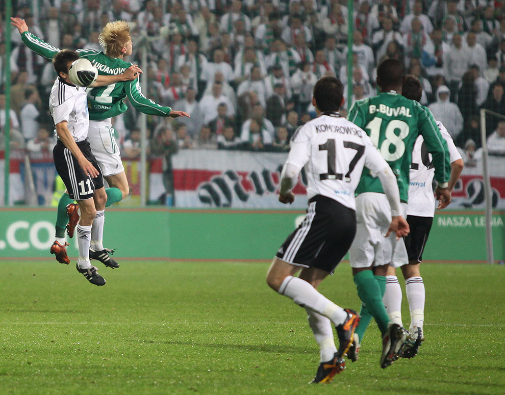 Legia Warszawa - Lechia Gdańsk - fot. Piotr Galas (zdjęcie 50 z 70)