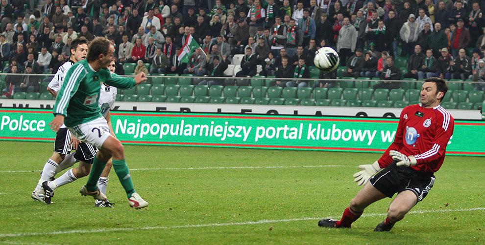 Legia Warszawa - Lechia Gdańsk - fot. Piotr Galas (zdjęcie 54 z 70)