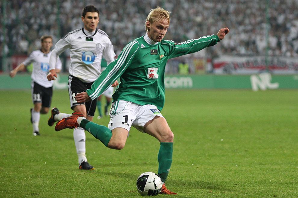 Legia Warszawa - Lechia Gdańsk - fot. Piotr Galas (zdjęcie 57 z 70)
