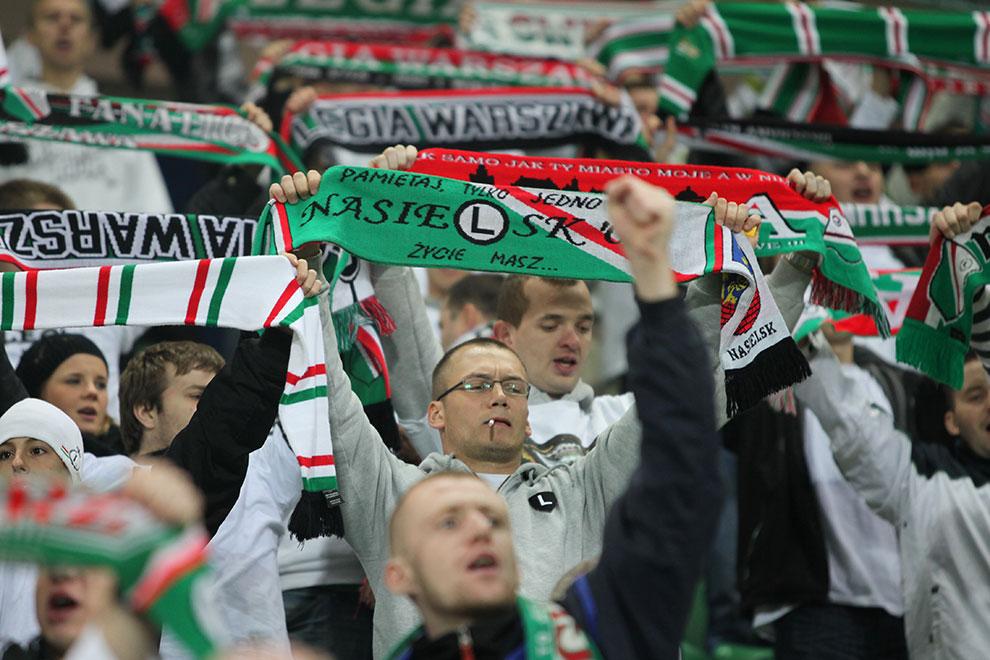 Legia Warszawa - Lechia Gdańsk - fot. Piotr Galas (zdjęcie 6 z 70)
