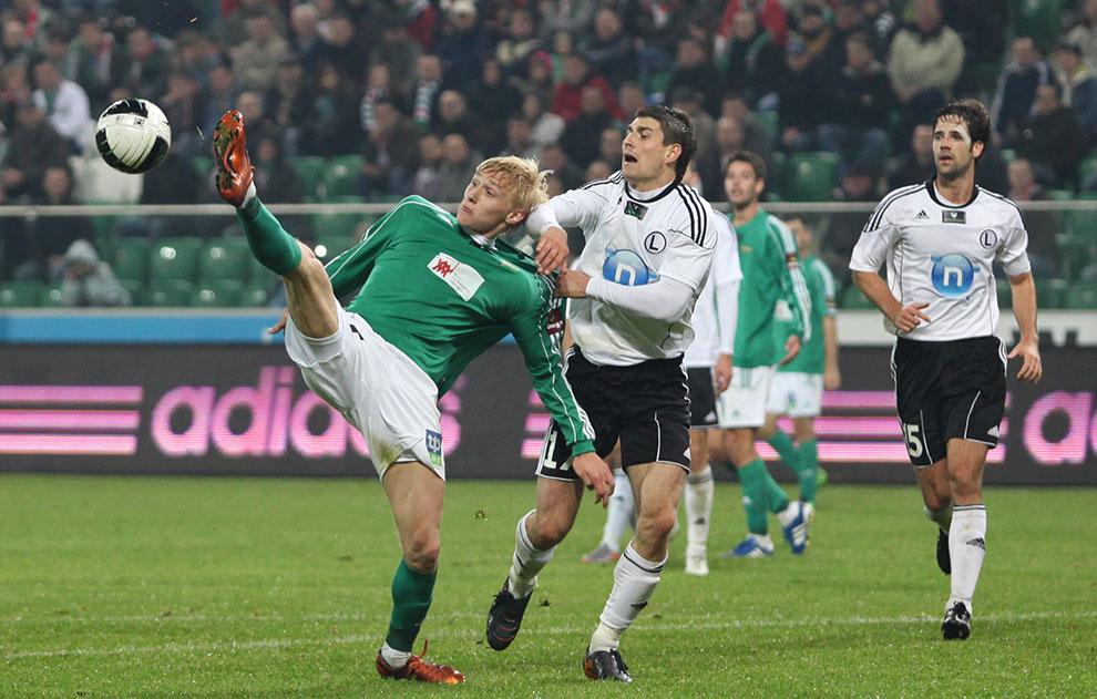 Legia Warszawa - Lechia Gdańsk - fot. Piotr Galas (zdjęcie 62 z 70)