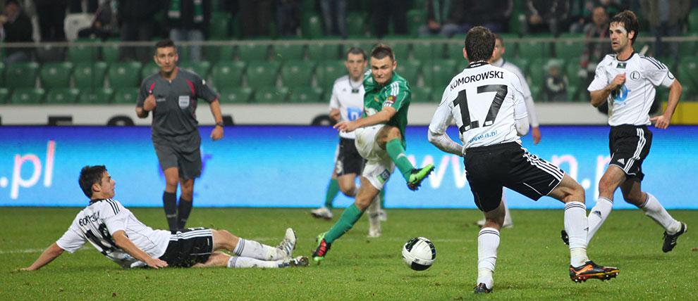 Legia Warszawa - Lechia Gdańsk - fot. Piotr Galas (zdjęcie 65 z 70)