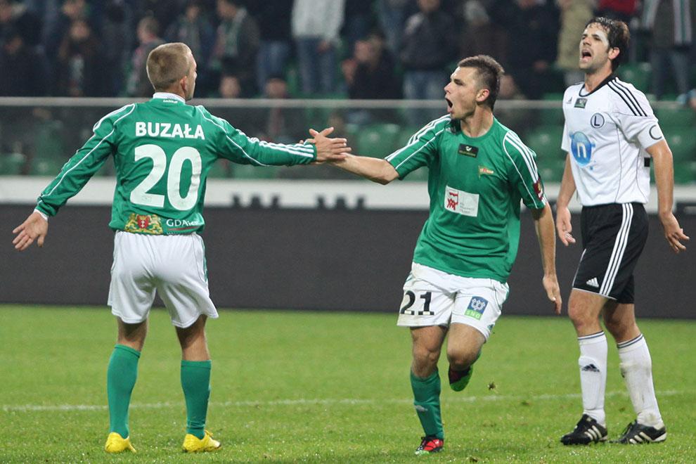 Legia Warszawa - Lechia Gdańsk - fot. Piotr Galas (zdjęcie 66 z 70)