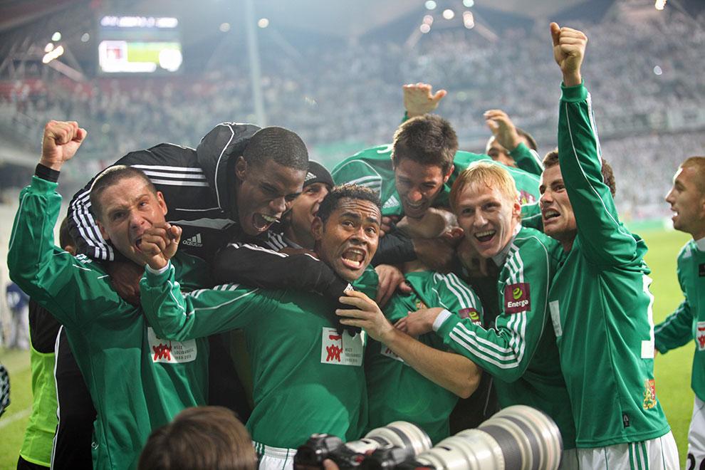 Legia Warszawa - Lechia Gdańsk - fot. Piotr Galas (zdjęcie 68 z 70)