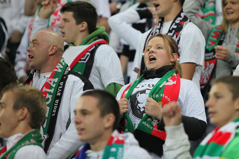 Legia Warszawa - Lechia Gdańsk - fot. Piotr Galas (zdjęcie 8 z 70)