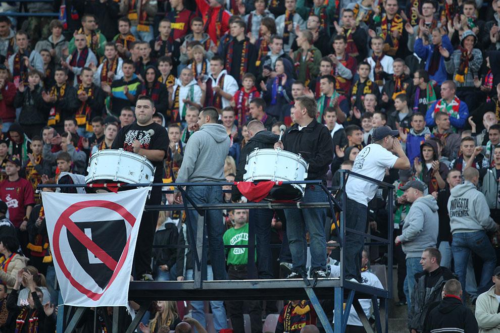Pogoń Szczecin 0-1 Legia Warszawa - fot. Piotr Galas (zdjęcie 10 z 72)